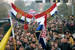 Vukovar, 18.11.2013 - Obiljezavanja Dana sjecanja na zrtvu Vukovara 1991.